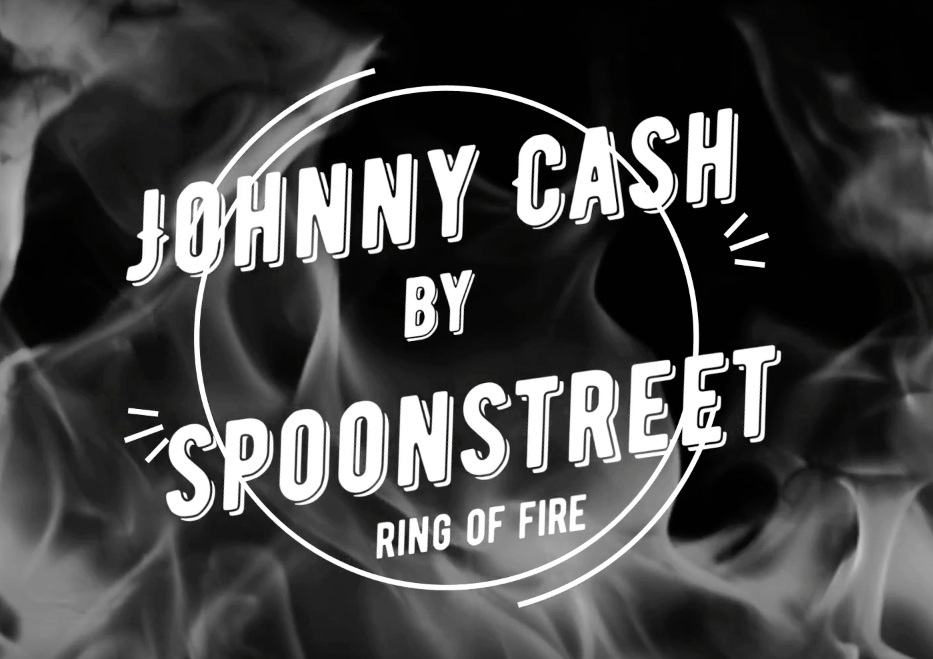 Spoonstreet speelt Ring of Fire Johnny Cash